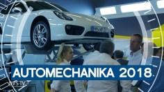 Automechanika 2018: Schweißtechnik für die Kfz-Reparatur | METAL WORKS-TV