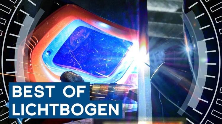 Best of Lichtbogenschweißen | Beauty of Arc Welding | weldporn | METAL WORKS-TV