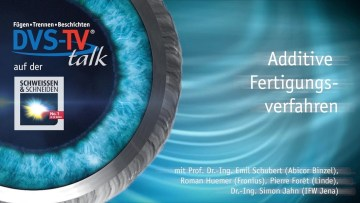 METAL WORKS-TV Nachrichten Talk – Additive Fertigung