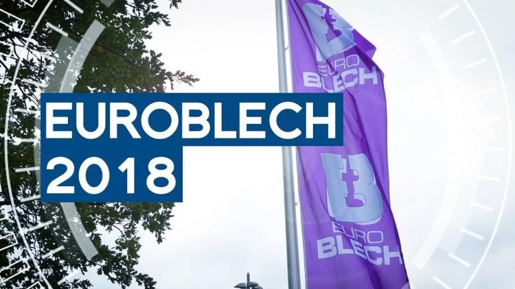 Euroblech 2018 in Hannover – Am Puls der Digitalisierung | METAL WORKS-TV