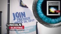 Lincoln at the SCHWEISSEN & SCHNEIDEN 2017