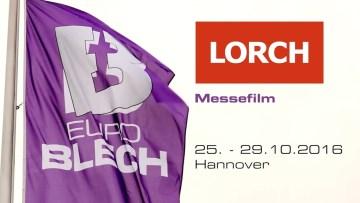 Lorch auf der Euroblech 2016