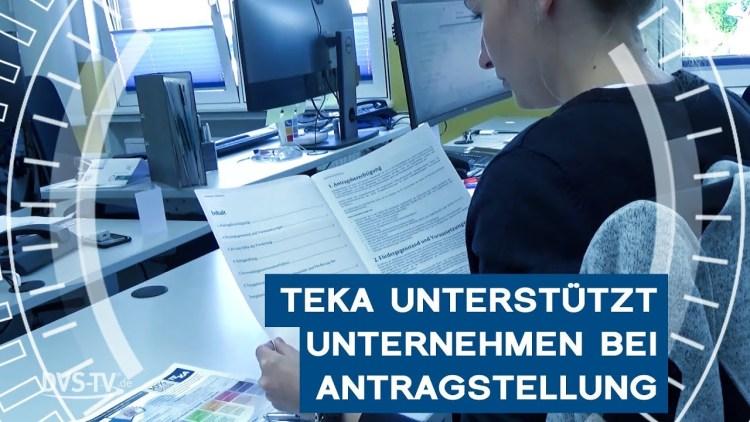 Modernisierung: Teka berät bei Umsetzung | Unsere Woche | METAL WORKS-TV