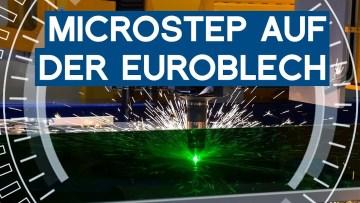Neuheiten von Microstep auf der Euroblech 2018 | METAL WORKS-TV