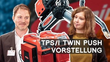 Fronius: Das kann die TPS/i Twin Push | METAL WORKS TV