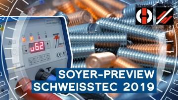 Soyer: Akkumobilität statt Kabel und Steckdose | Preview Schweisstec 2019