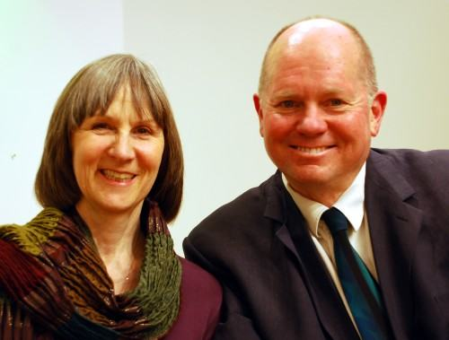 image of grahame and rosemarie