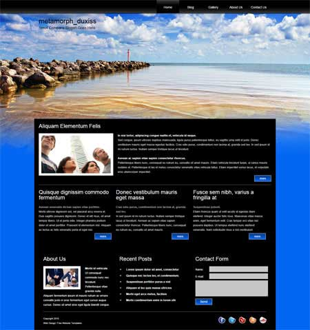 Even small firms have their online store and. Free Website Templates Free Web Templates Flash Templates Website Templates Website Design