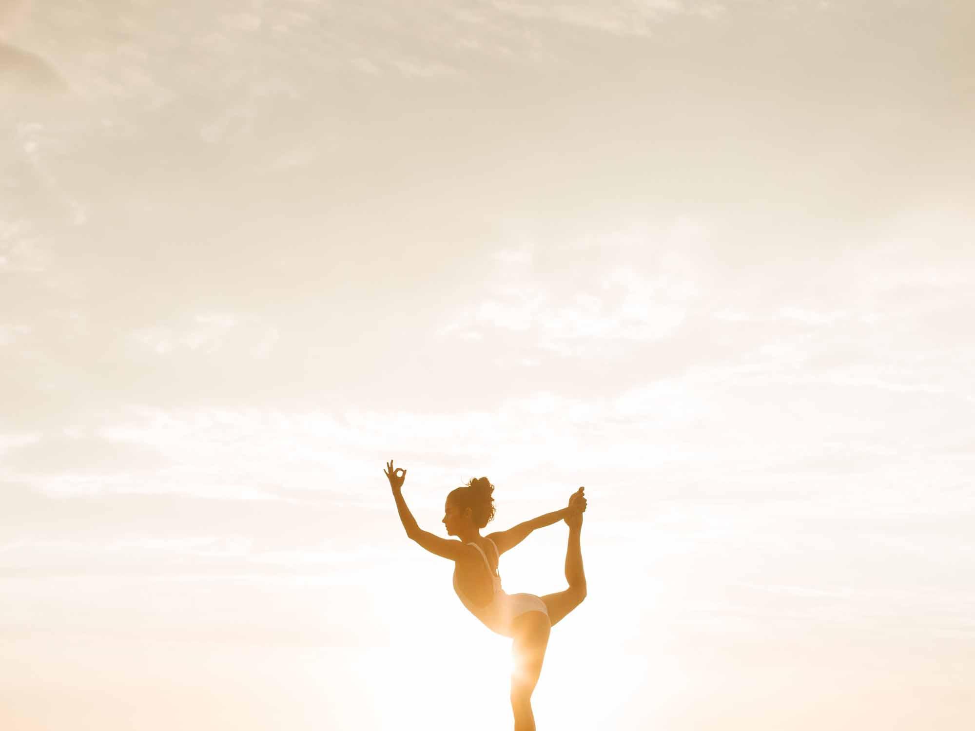 5 façons qu'a le yoga de vous faire tomber amoureux de votre corps