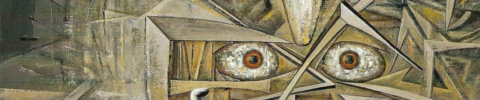Victor Brauner, Disintegration of Subjectivity, 1951 (detail)