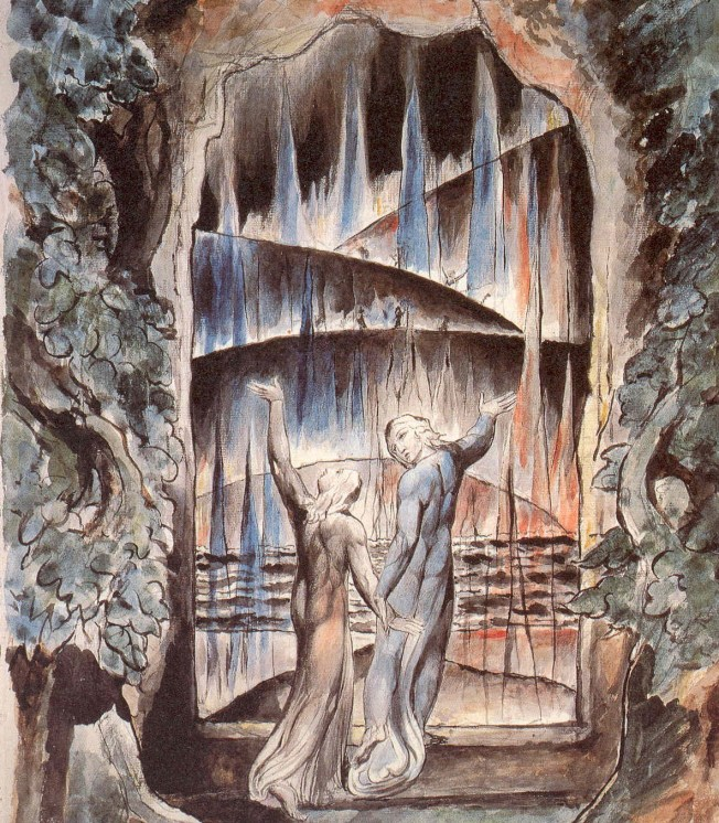 Gates of Hell - William Blake