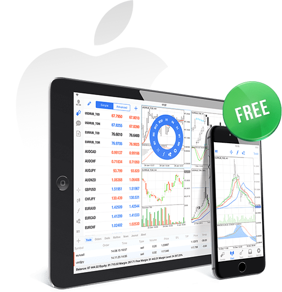 MetaTrader 4 para iPhone y iPad