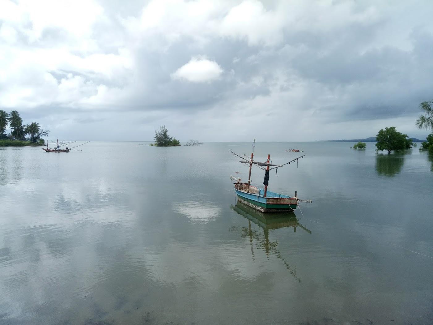 חוף דייגים מפרץ בנגקוק