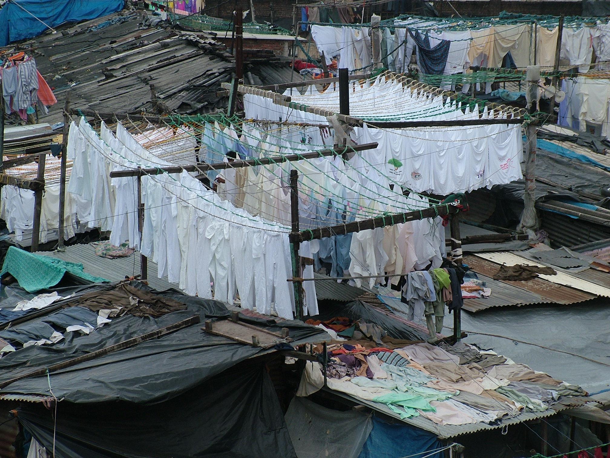 המכבסה הגדולה במומבאי