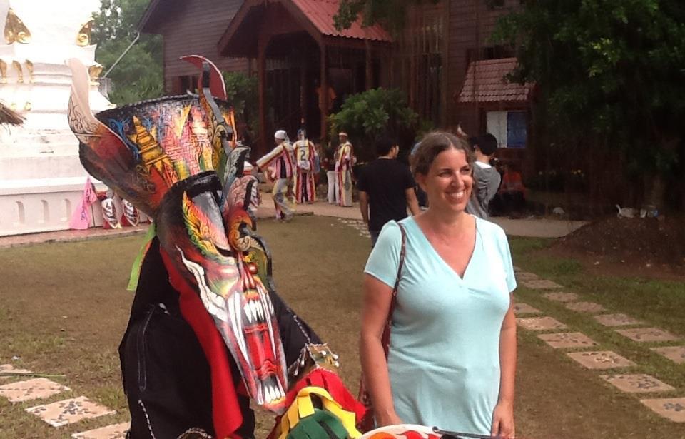 פסטיבל בתאילנד