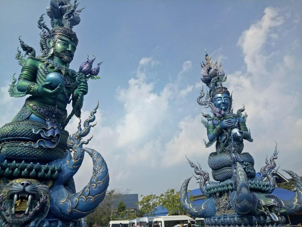 המקדש הכחול צ'אנג ראי