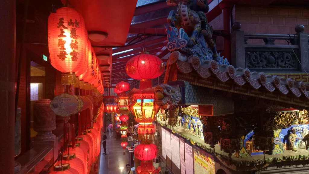 מקדש סונג צ'אן טאיפיי טייוואן
