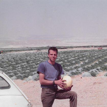 """זרענו את גרעין ה""""טיול הגדול"""" בשדות המושב"""