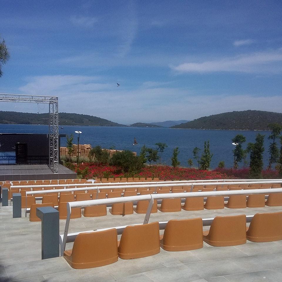 La Blanche Island Bodrum Amfitiyatro / Muğla