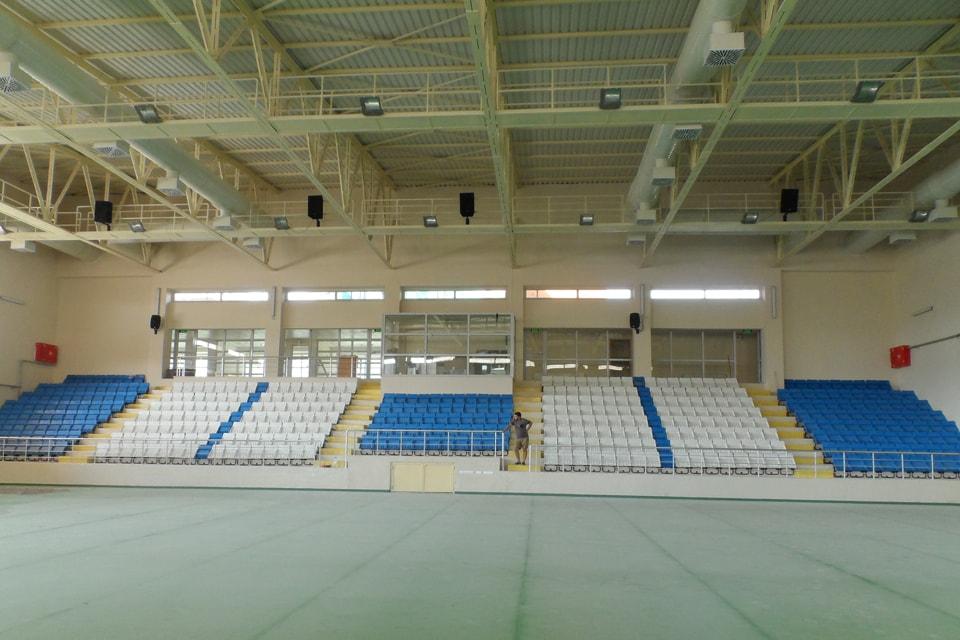 Hatay Jimnastik Spor Salonu / Hatay
