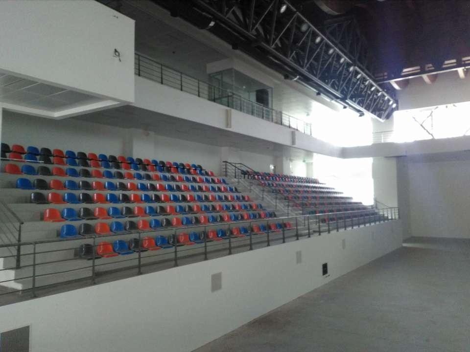 Üsküdar Belediyesi Spor Salonu / İstanbul