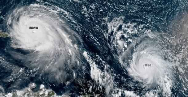 L'ouragan José