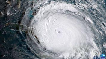 Suivi en temps réels des ouragans