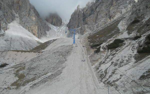 Cortina - Monte Cristallo