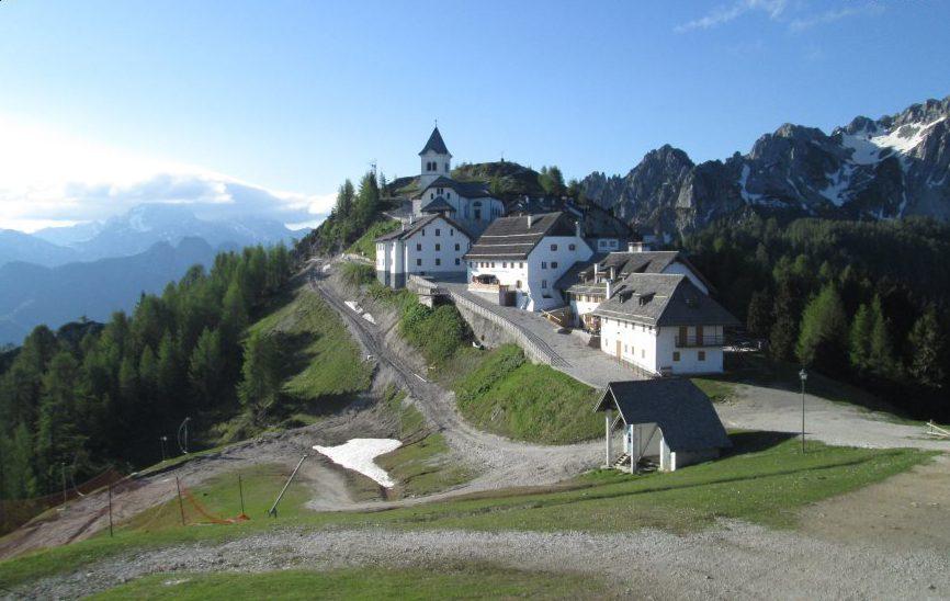Tarvisio - Monte Lussari