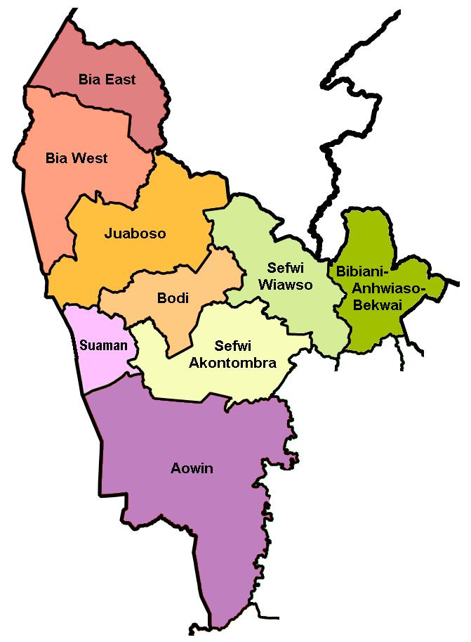 Regional Weather - Western North Region
