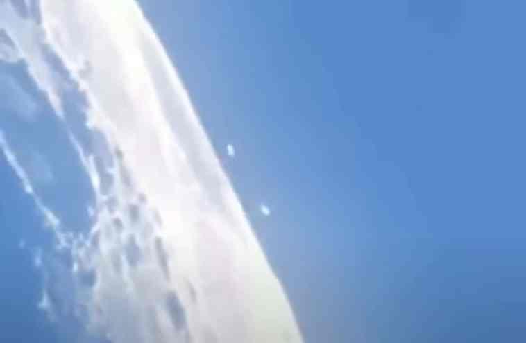 Video, avvistato UFO sulla LUNA? Immagini senza una spiegazione logica