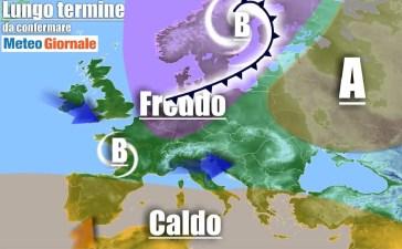Meteo Italia al 4 ottobre: AUTUNNO entra nel vivo