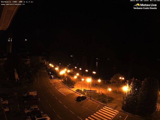 Verbania - Vista sul Lago Maggiore