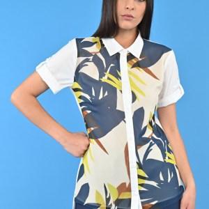 camicia popeline donna