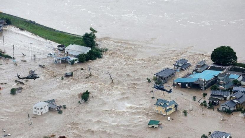 Resultado de imagen para Japón sufre el peor desastre natural en décadas