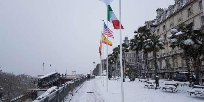 De la neige ce week-end dans les Pyrénées-Atlantiques
