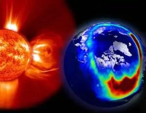 Il Sole e la sua attività. Credit: NOAA