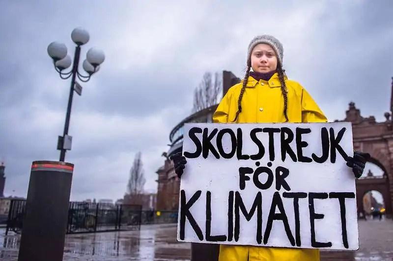Greta Thunberg, sindrome di asperger, svezia, sciopero per il clima, #frydaysforfuture, #strikeglobalforfuture,
