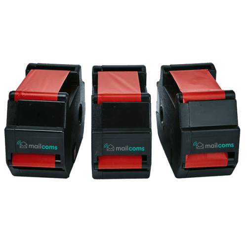 FP Mailing T1000 / Optimail Compatible Red Ink Cartridge