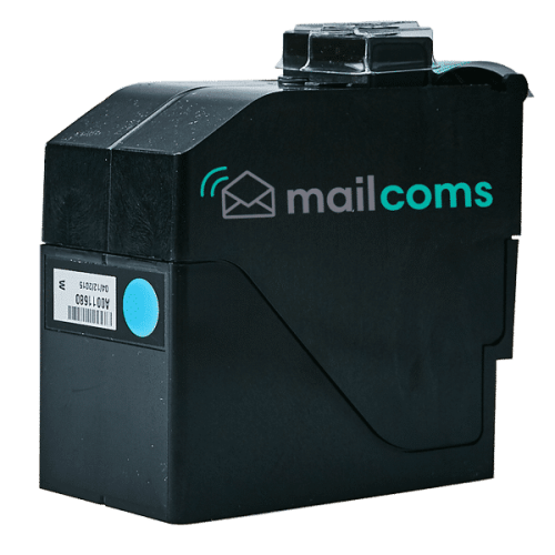 Neopost IN-600 Original Mailmark Blue Ink Cartridge