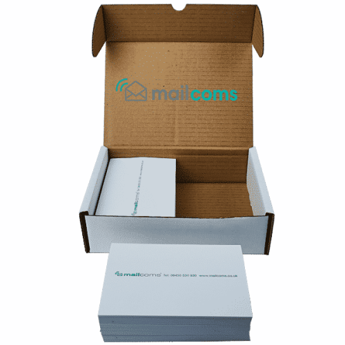 1000 FP Mailing Ultimail Double Sheet Franking Labels