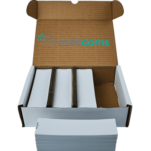 1000 FP Mailing Ultimail Single Cut Franking Labels