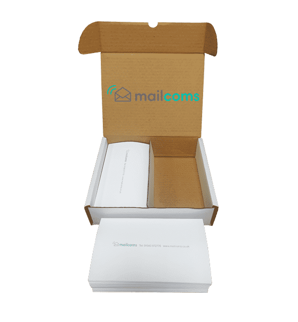 1000 FP Mailing Mymail Long (175mm) Double Sheet Franking Labels (500 Sheets)