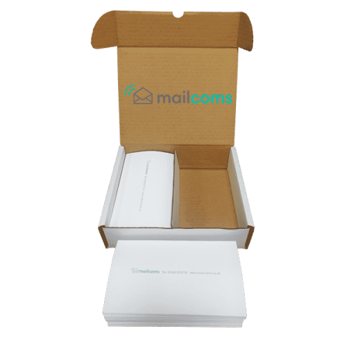 1000 Neopost IJ25 / Autostamp Long (175mm) Double Sheet Franking Labels (500 Sheets)