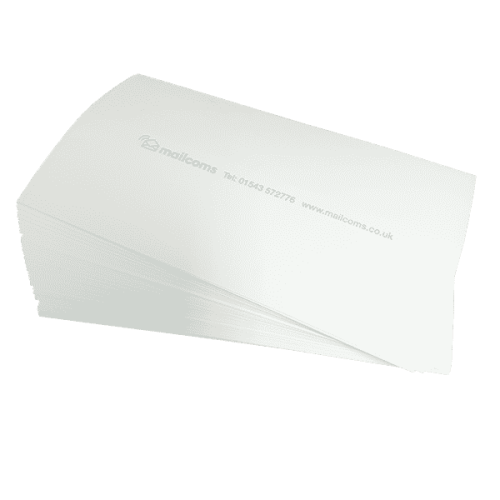 200 Neopost IS-240 / IS-280 / Autostamp 2 Long (175mm) Double Sheet Franking Labels (100 Sheets)