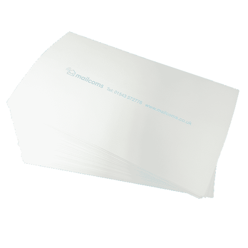 500 FP Mailing Postbase Mini Long (175mm) Double Sheet Franking Labels (250 Sheets)