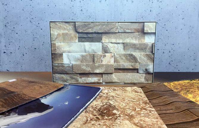 Oberflächen digitalisiert - HD Digitaldruck