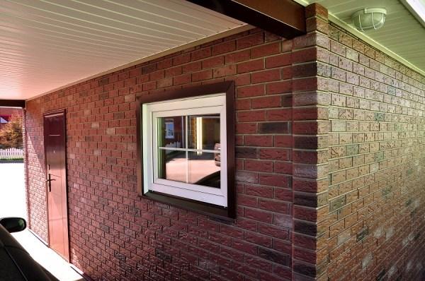 Отделка стен гаража - материалы и технологии