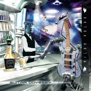 Milan Polak - Guitar Odyssey cover