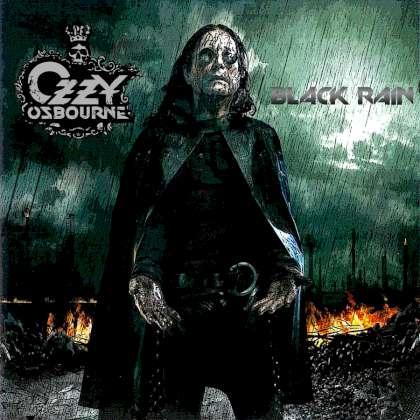 Ozzy Osbourne - Black Rain cover